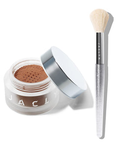 MOOD LIGHT DUO FEELIN' IT LUMINOUS POWDER & BRUSH SET