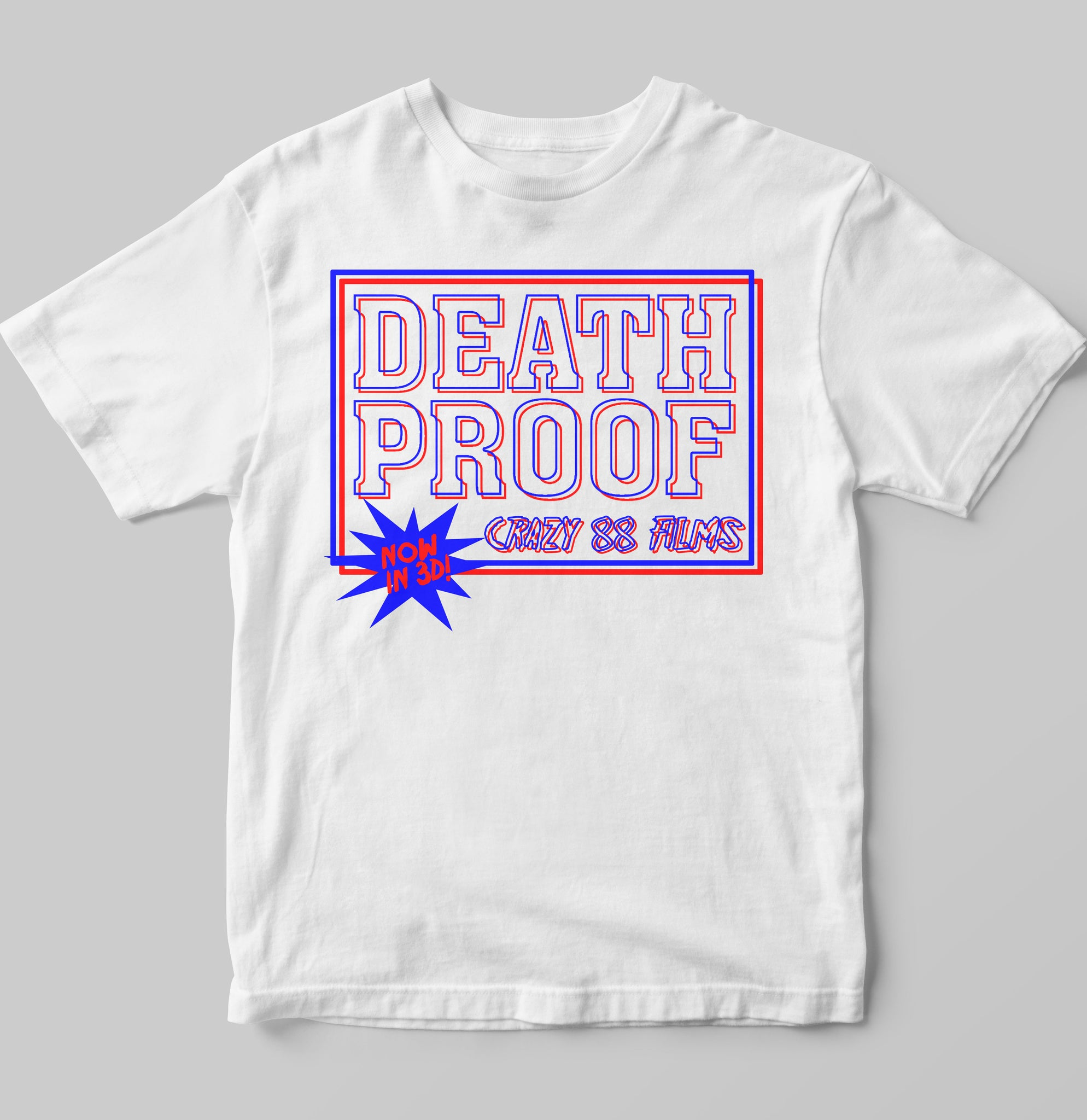 Deathproof: Now in 3D!