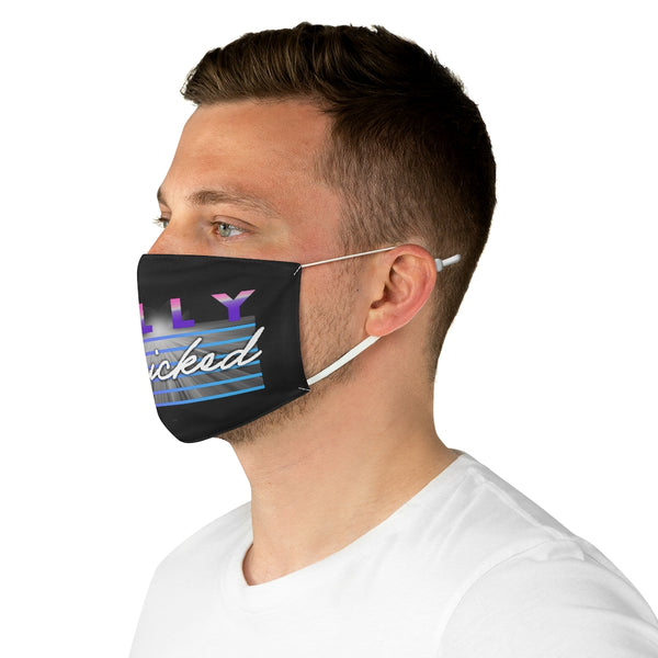 FG Unsolved Mysteries Face Mask
