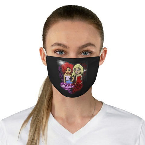 Bratz & Boujee Fabric Face Mask