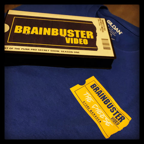 Brainbuster Staff Tee
