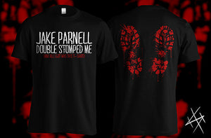 Jake Parnell Double Stomped Me!