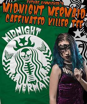 Midnight Mermaid | Caffeinated Killer
