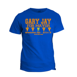 Gary Jay for Mayor!