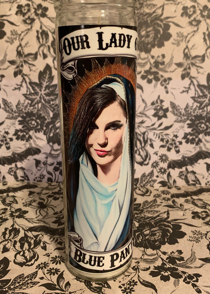 Leva Bates Prayer Candle