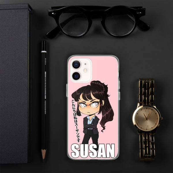 "Su Yung| Chibi ""I am Susan"" iPhone Case"