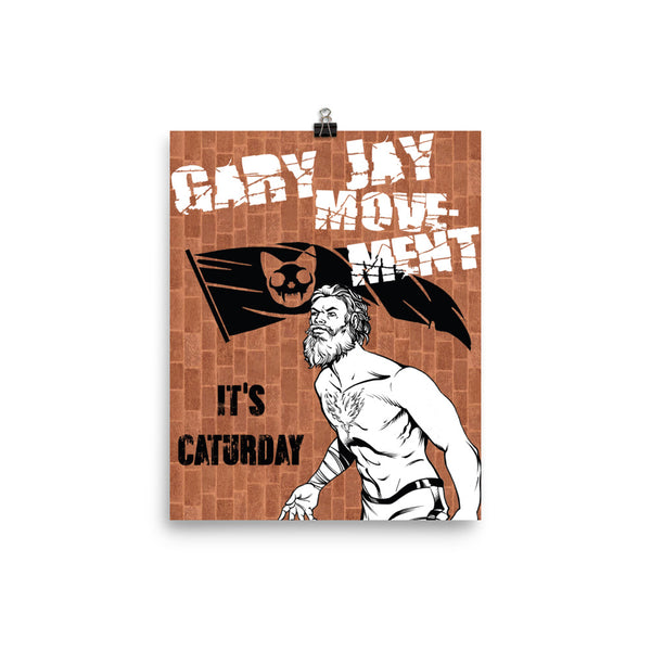 Gary Jay Movement Poster