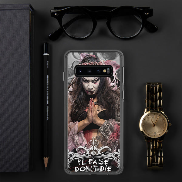 Su Yung Please Don't Die Samsung Case