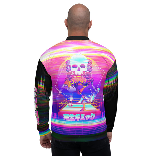 Fully Gimmicked Unisex Bomber Jacket