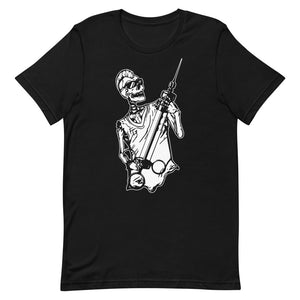 Get Your Shot In! (Variant) | Short-Sleeve Unisex T-Shirt