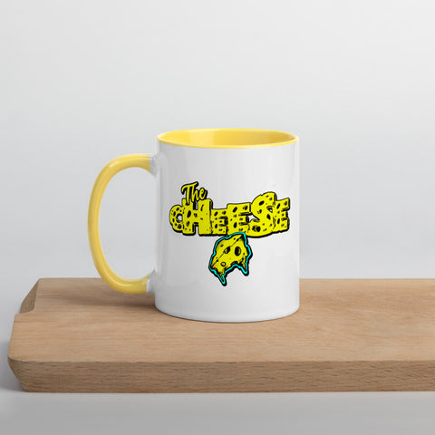 The Cheese | Mug with Color Inside