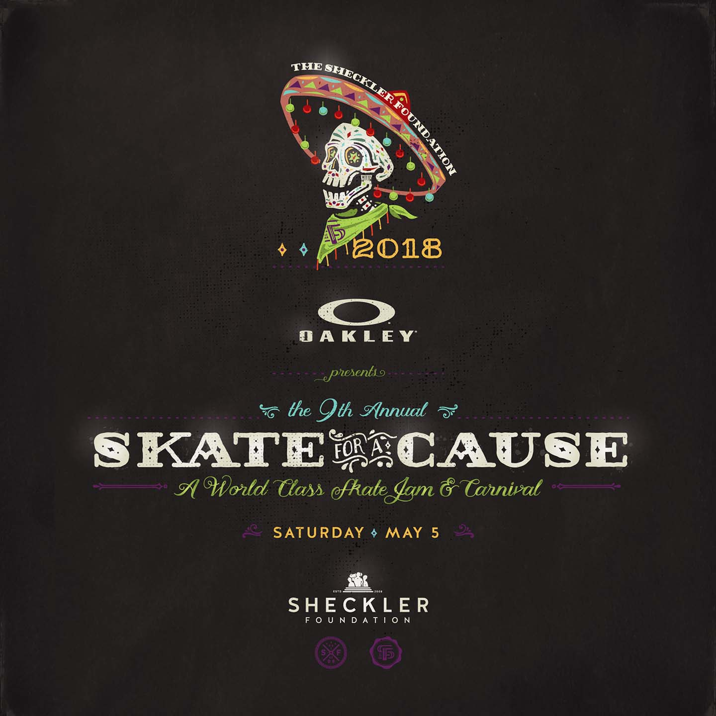 9th annual skate for a cause at etnies skatepark and with plan b skateboards