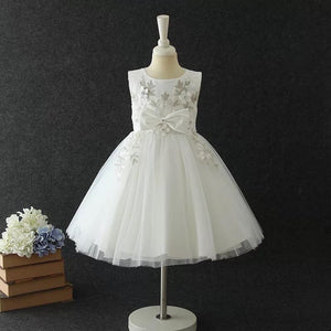 Elise Dress in White