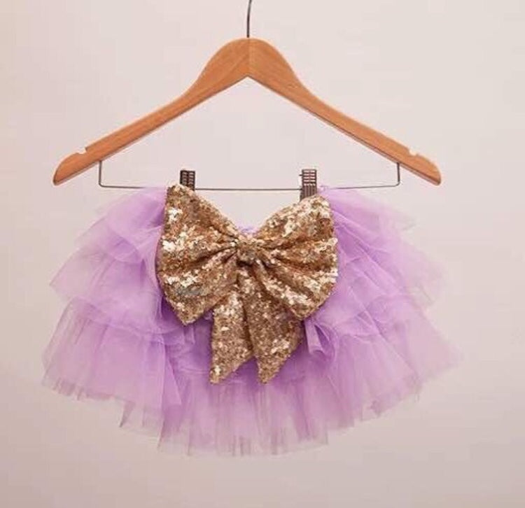 Alicia Skirt in Lilac