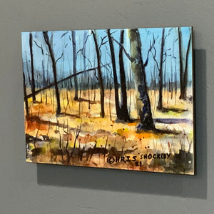 UNTITLED LANDSCAPE 1 - original painting
