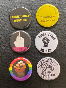 BLM Buttons