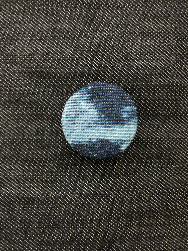 Denim Button