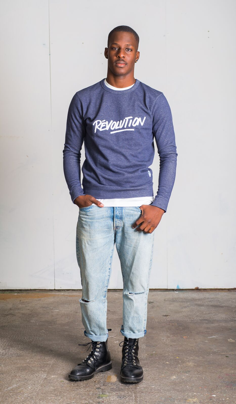 Sweater Révolution