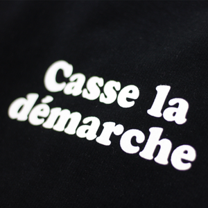 T-SHIRT LA DEMARCHE