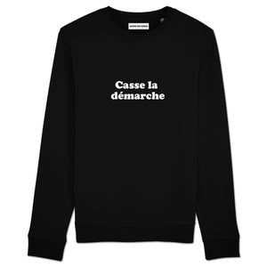 SWEATSHIRT LA DEMARCHE