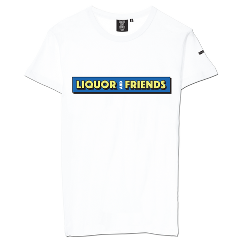 Liquor and friends