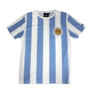 T-SHIRT AUTHENTIQUE ARGENTINE