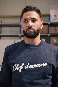 Sweater Chef D'oeuvre