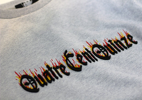 Sweater Fire letters