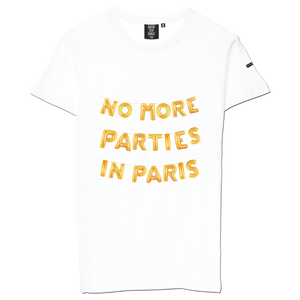 No more parties