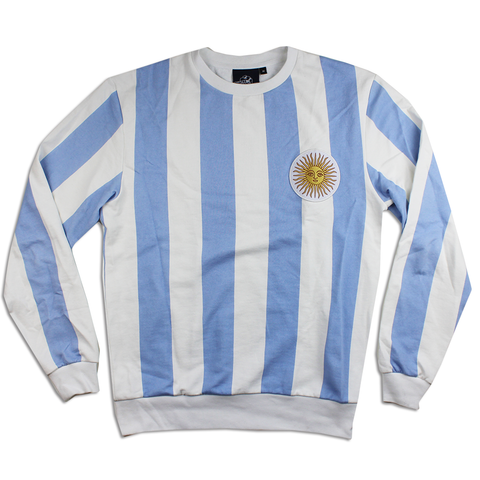 SWEATSHIRT AUTHENTIQUE ARGENTINE
