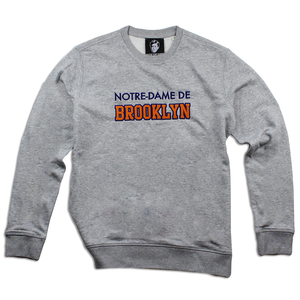 Sweater Notre Dame de Brooklyn