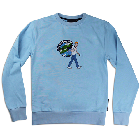 Sweater Voyager