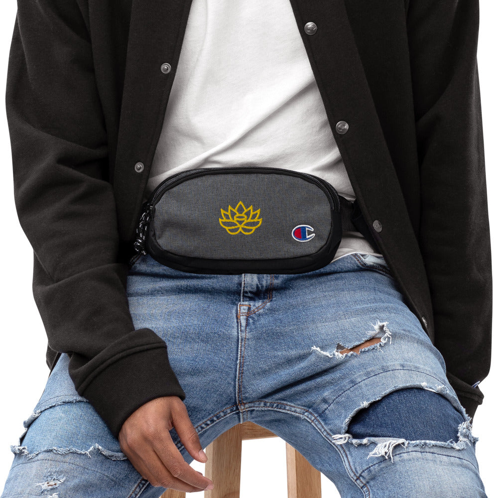 Champion Fanny Pack - Yellow Lotus