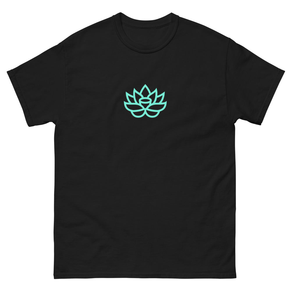 T-Shirt W/ Green Lily