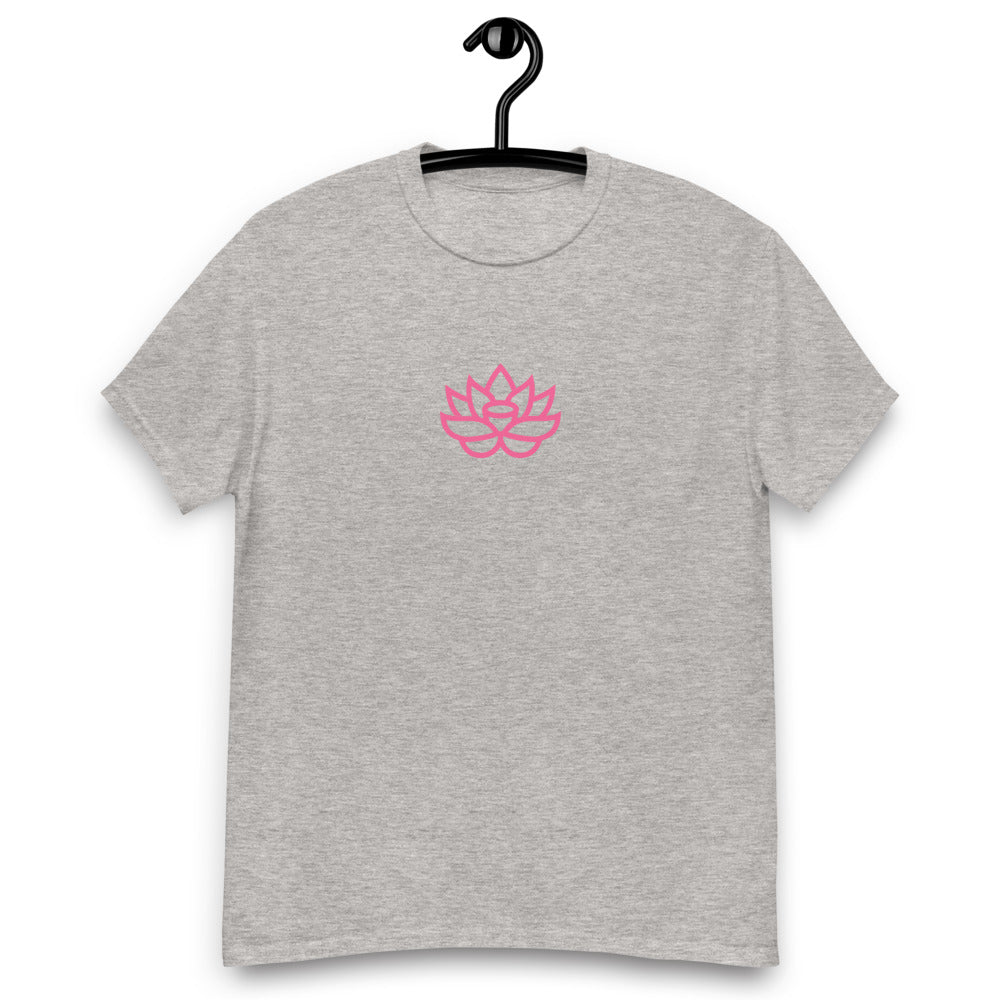 Pink Lily Tee Shirt
