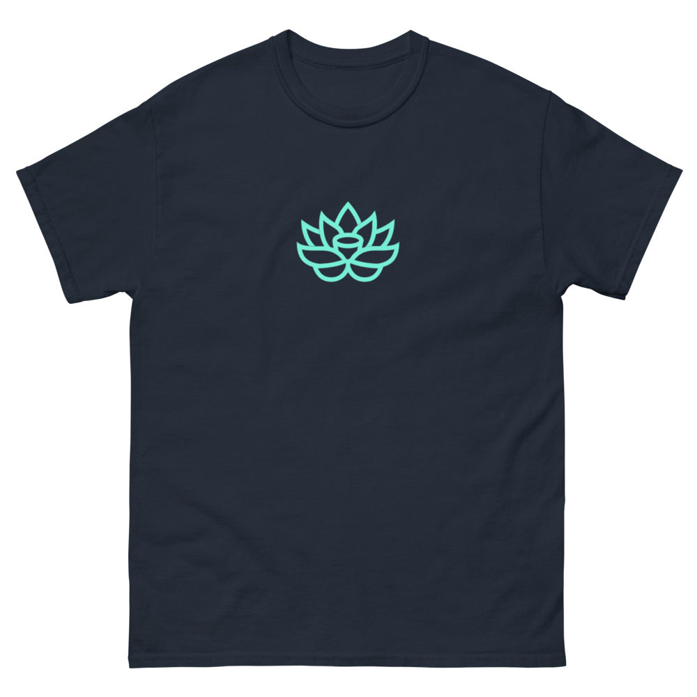Green Lily Logo on T-Shirt