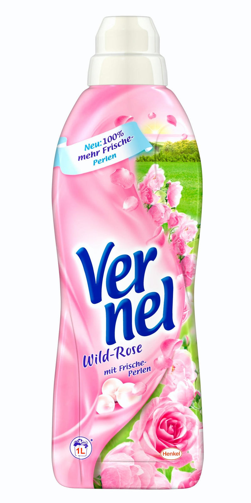 Vernel Wild Rose Concentrated Fabric Softner