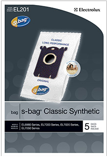 EL201 Classic Synthetic Bag