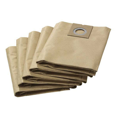 Karcher Canister Paper Bags for NT 14/1 Item 6.904-406.0