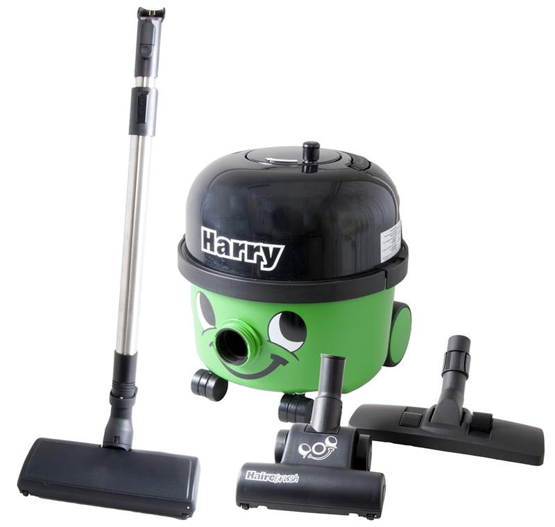 Numatic Harry Canister Vacuum with Power Nozzle