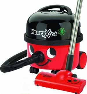 Numatic Henry Extra Canister Vacuum