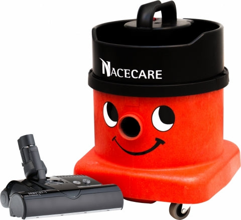 Nacecare Canister Vacuum - 4.5 Gallon (NVH380)
