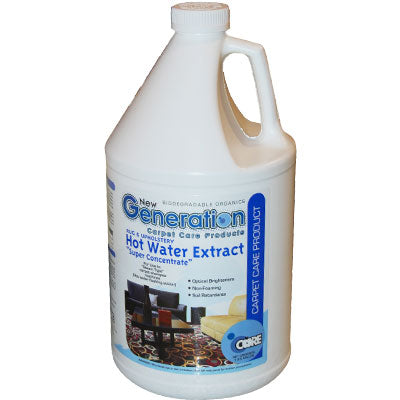 New Generation Hot Water Extract