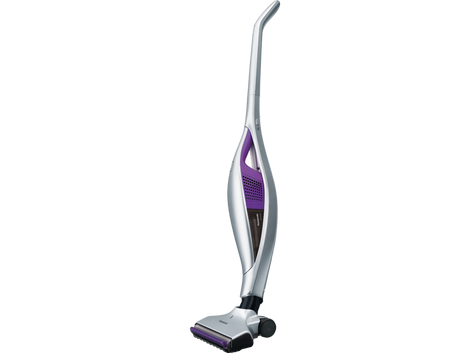 2-in-1 Cordless Stick Vacuum with Detachable Cyclonic HandVac