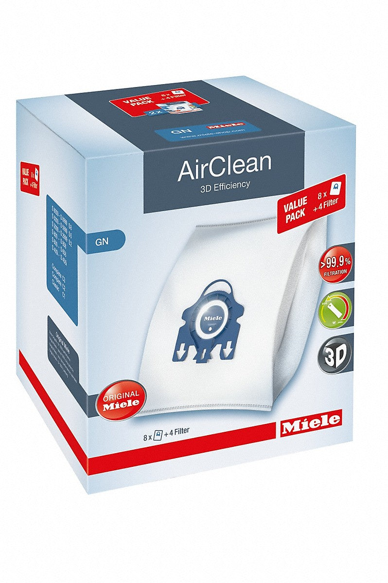 Miele AirClean 3D Efficiency GN Dust Bags