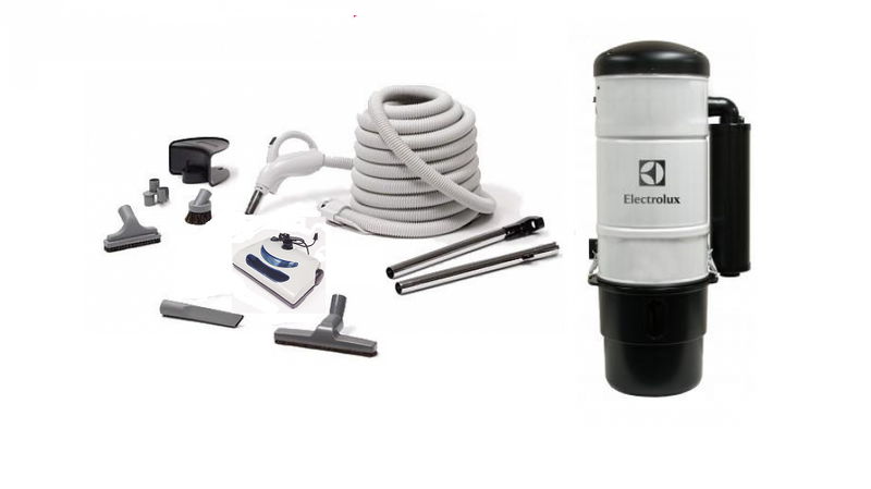 Electrolux QC600 & JohnnyVac Package - FREE INSTALLATION
