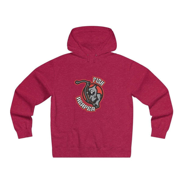 Fish Reaper Clothing Men's Lightweight Pullover Hooded Sweatshirt - Brag Fishing
