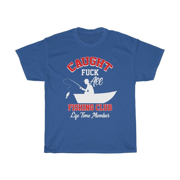 Caught FA Fishing Club T-Shirt