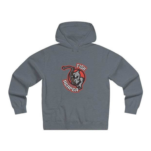 Fish Reaper Clothing Men's Lightweight Pullover Hooded Sweatshirt - Brag Fishing Australia