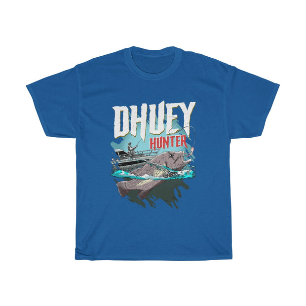 Dhuey Hunter Unisex Heavy Cotton Tee